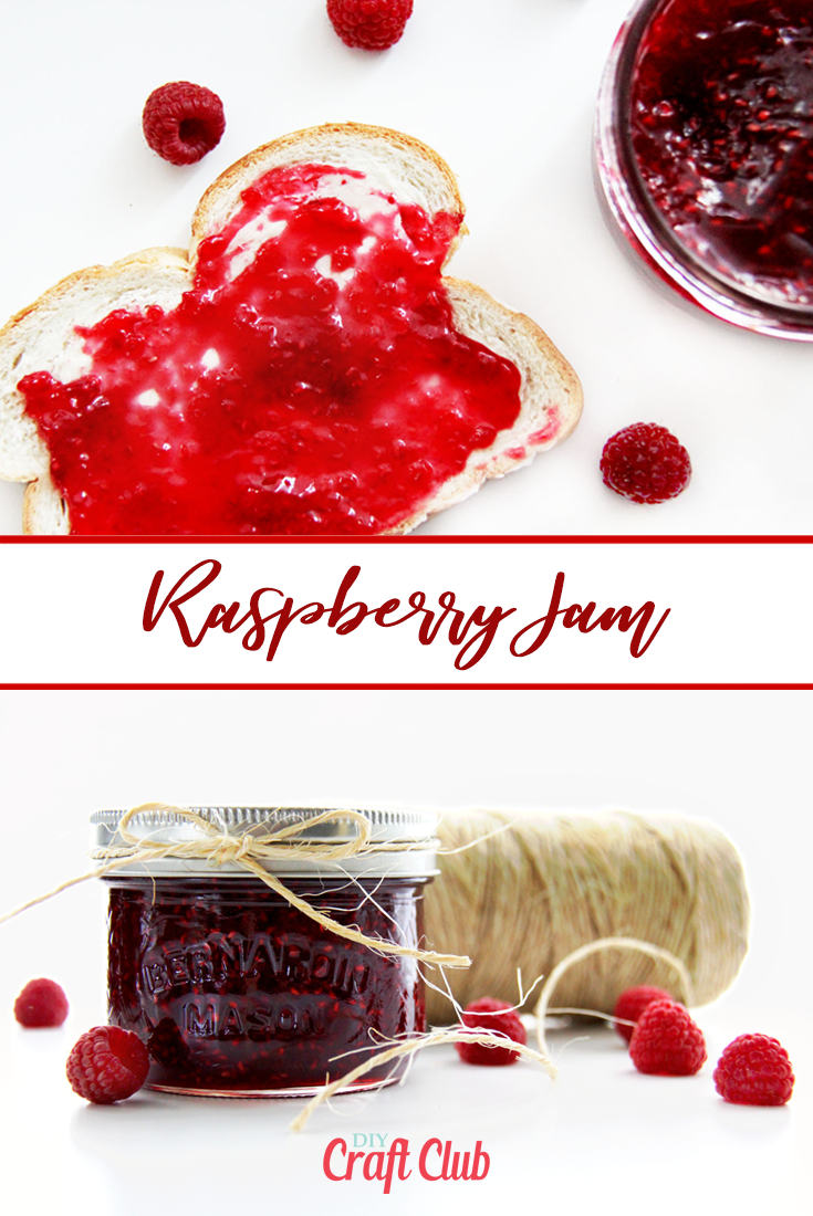 The MOST AMAZING Raspberry Jam