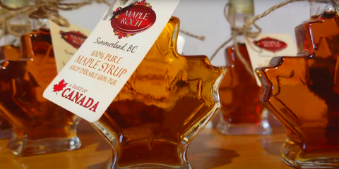 Maple Syrup Gift For Bread Bakers