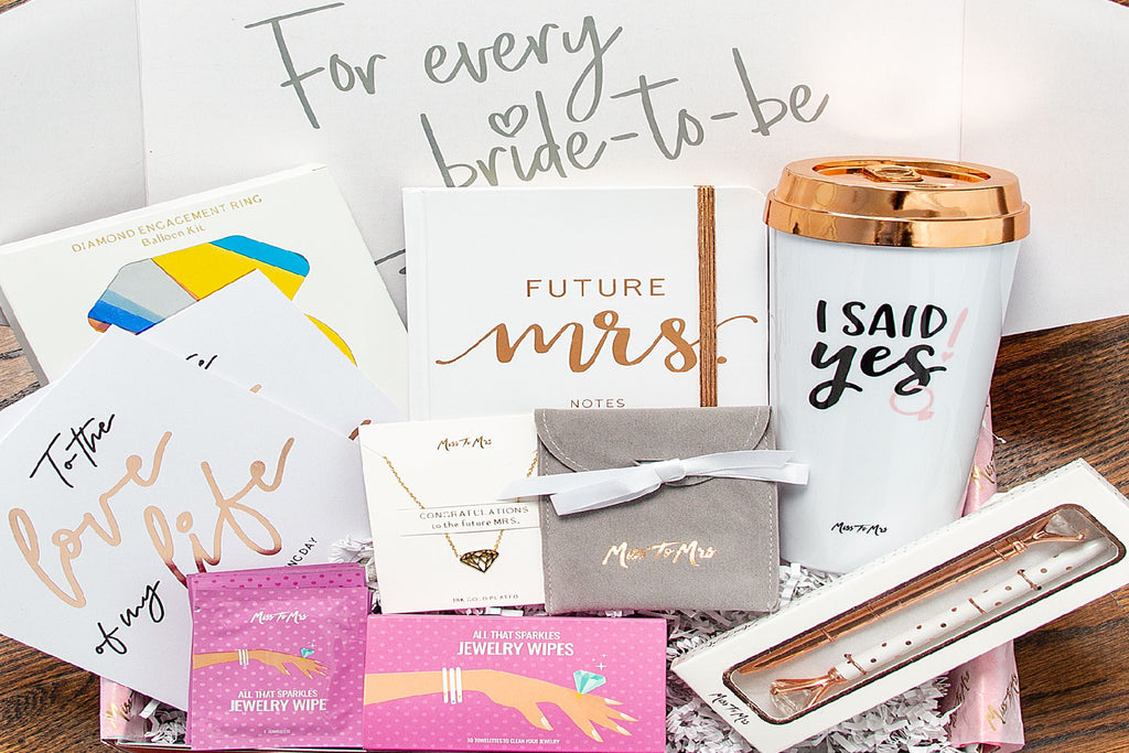 Valentine's Day Gift Idea For Bride To Be