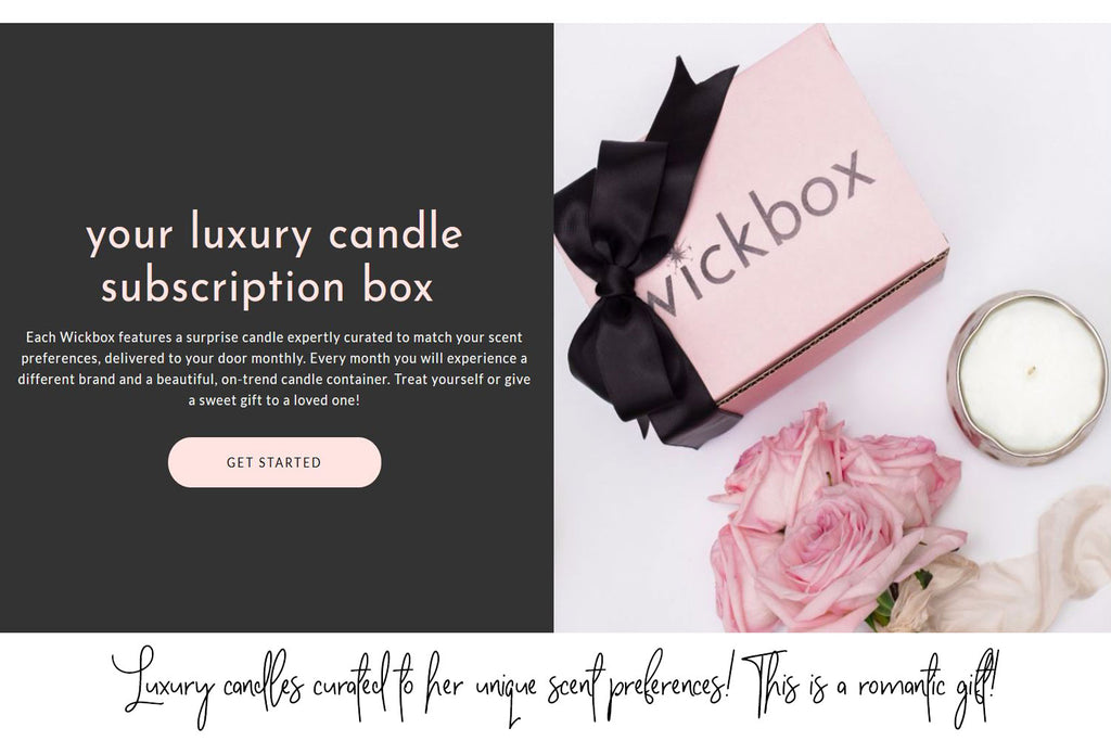 Candles are romantic gifts you can give her