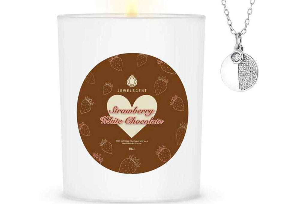 Jewelry Candle Romantic Gift Idea