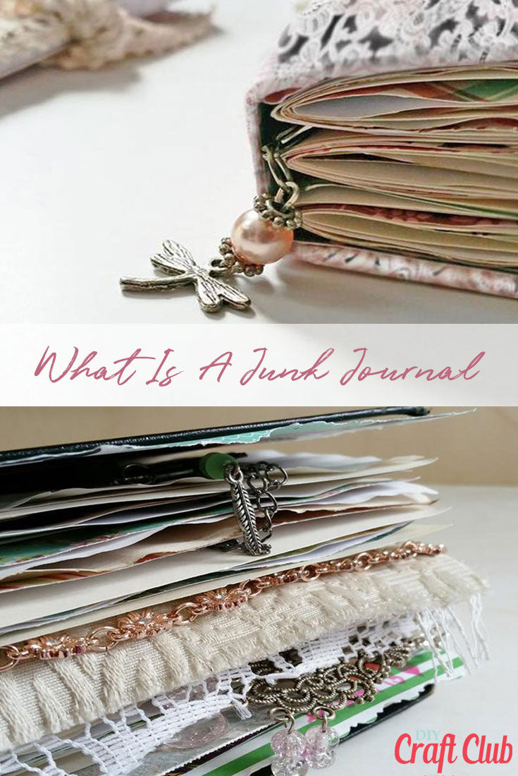 What Is A Junk Journal
