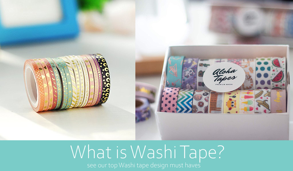 What can you use washi tape for
