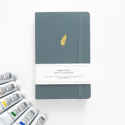 Archer and Olive Planners and Notebooks