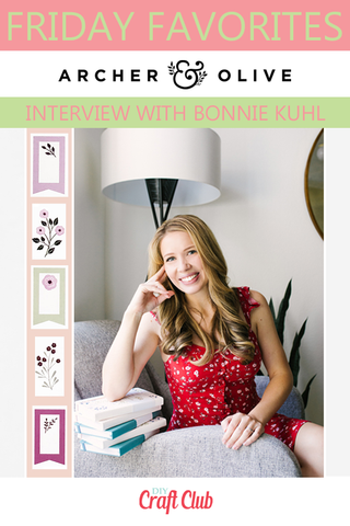 Archer and Olive | Interview With Bonnie Kuhl | Planners & Stationery