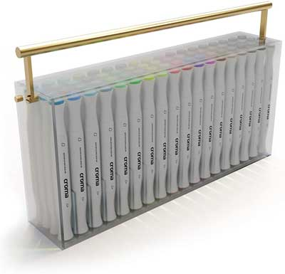 best alcohol marker sets