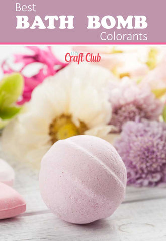 best colorants for bath bombs