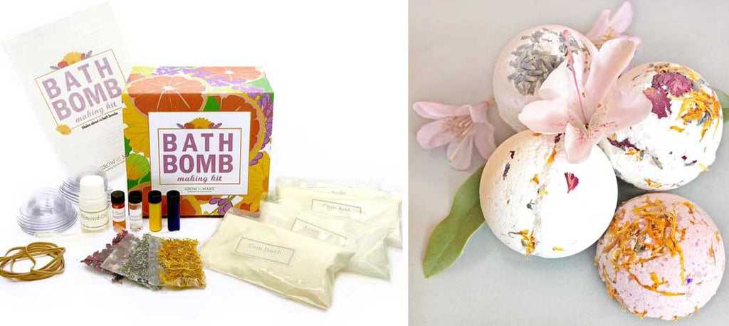 best bath bomb kits online