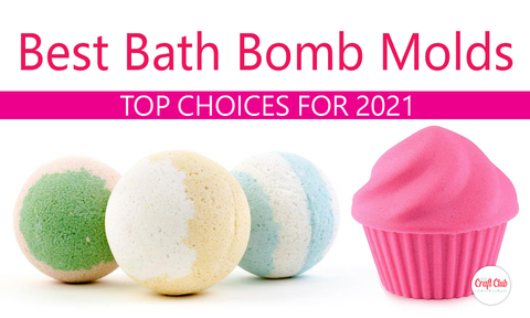 best bath bomb molds for 2021