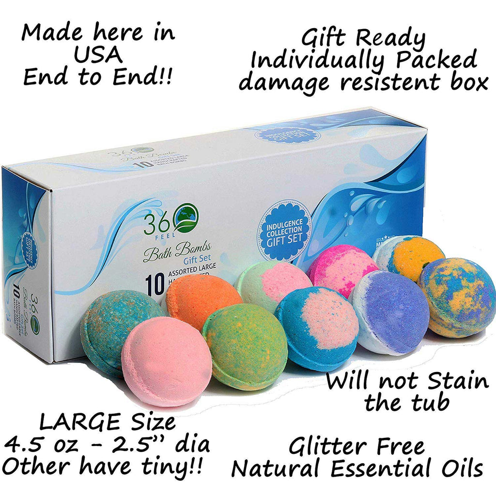 best bath bomb sets you can buy online