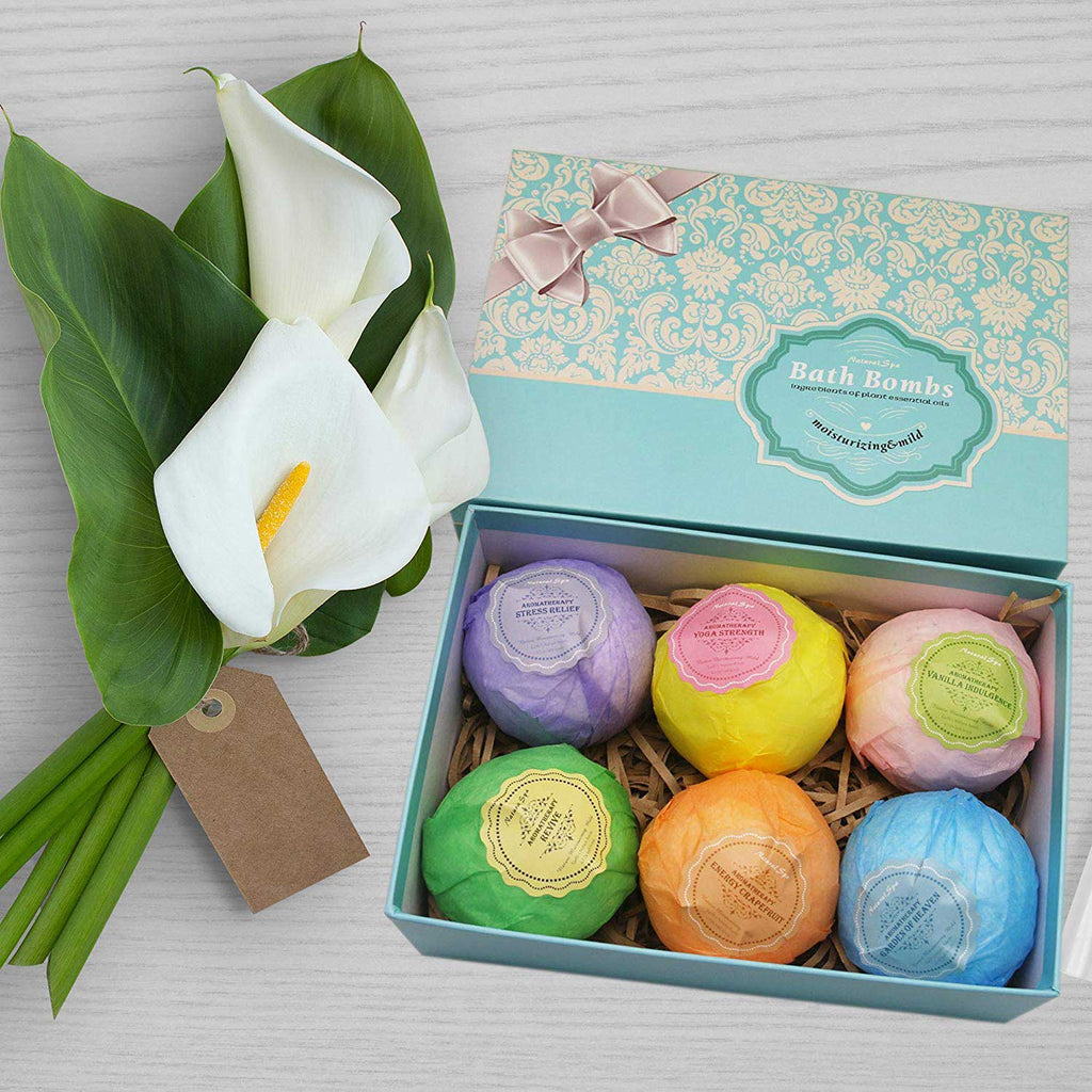 best bath bomb sets to buy on amazon