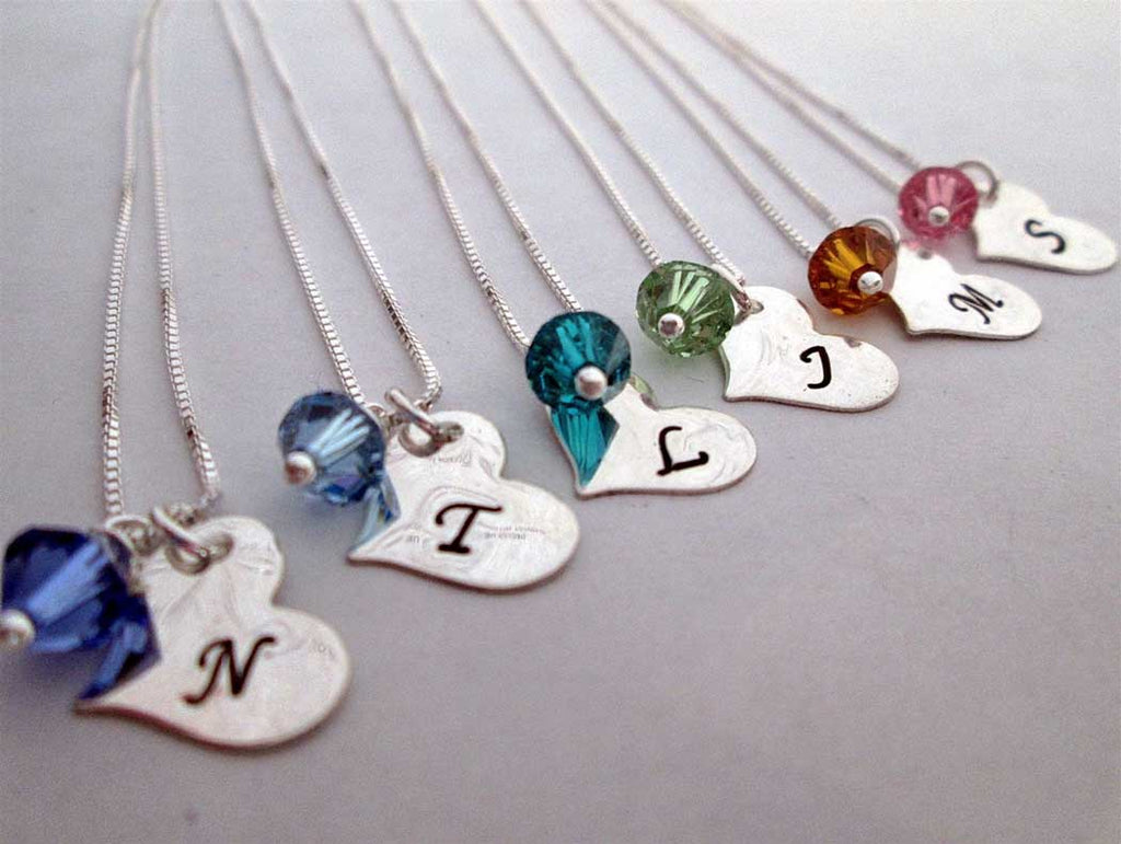 best etsy jewelry shops for bridal parties