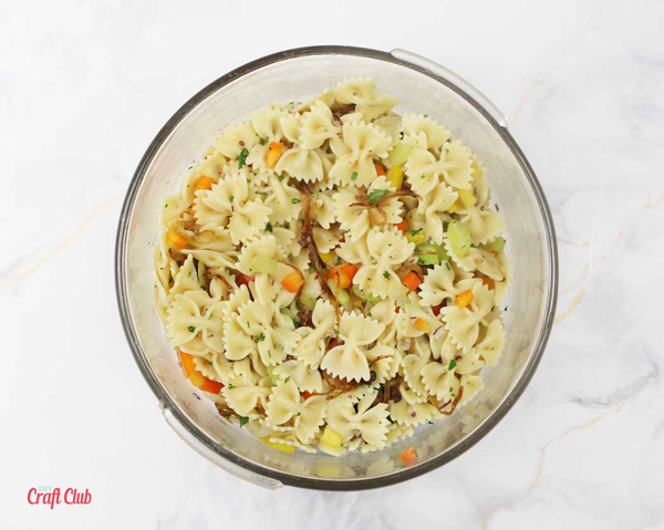 best pasta salad recipe diy craft club