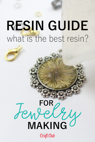 best resin for jewelry