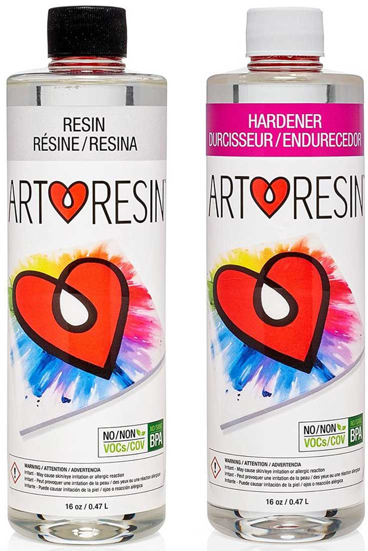 Resin For Geode Resin Art & Art Projects