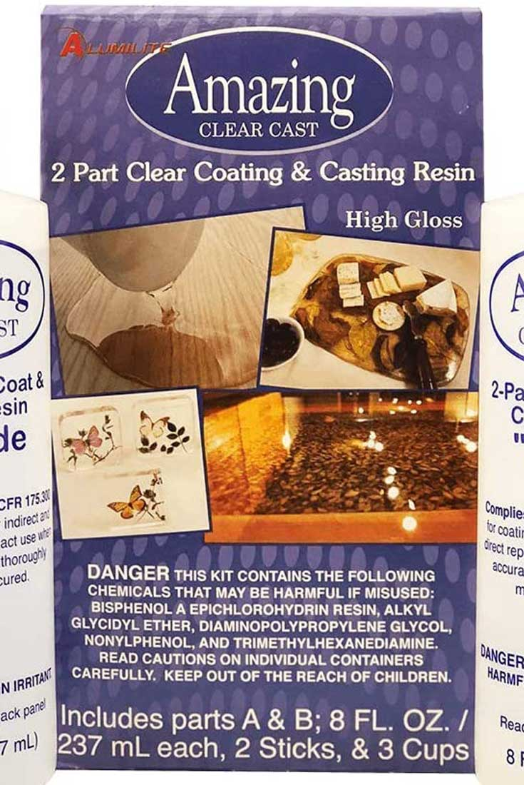 Resin For Jewelry Making & Craft Projects On Amazon