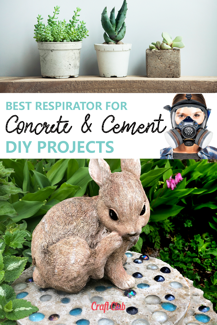 best respirator mask for concrete and cement