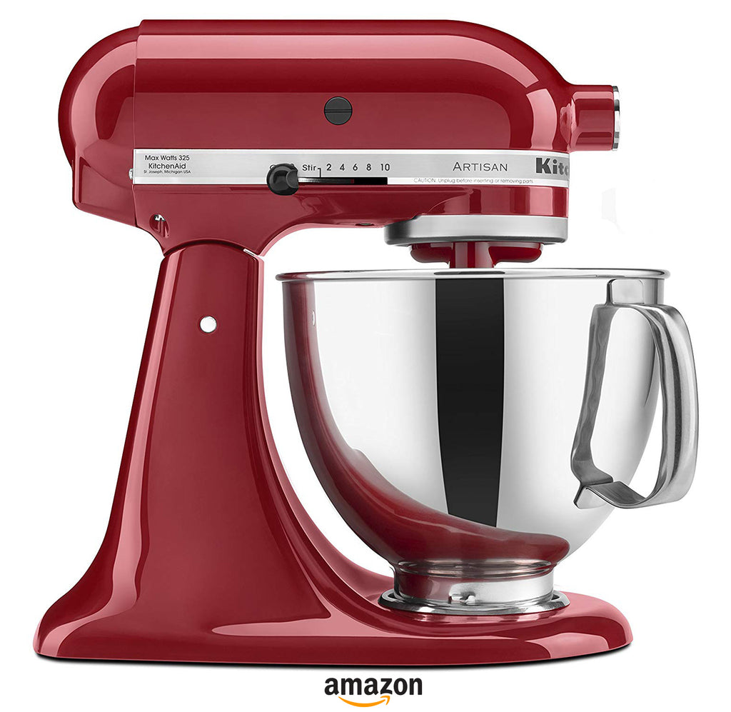 gift ideas for bakers KitchenAid stand mixer