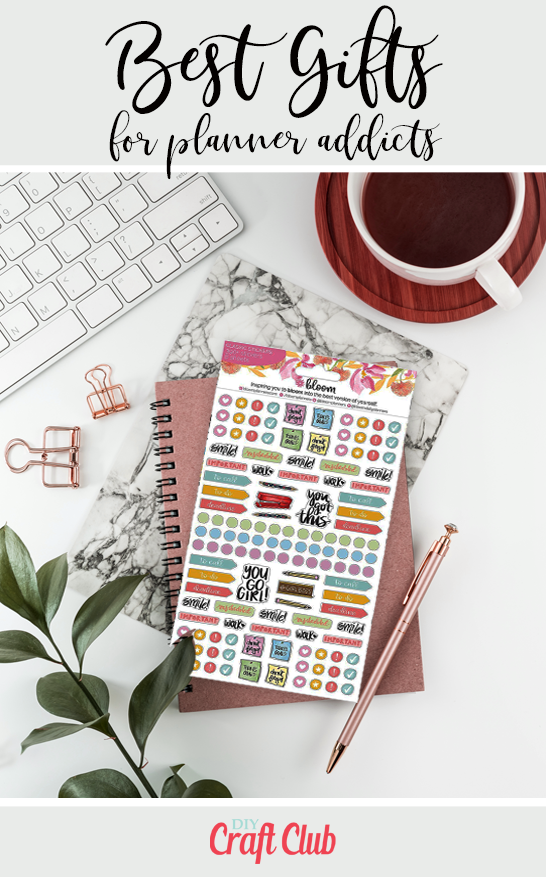 Best Gifts For Planner Addicts
