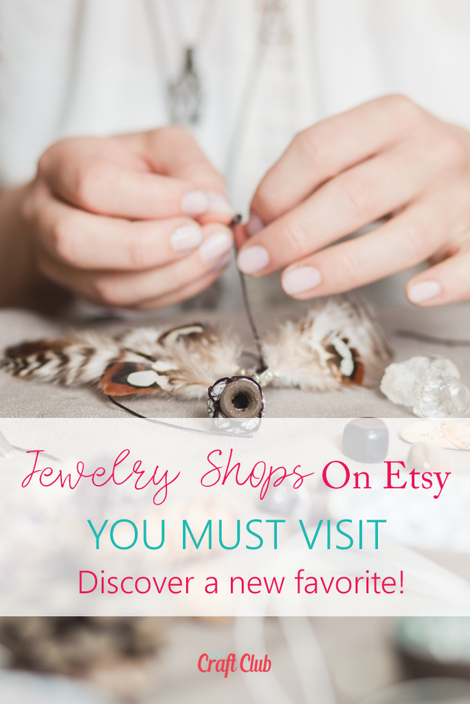 best jewelry shops on etsy