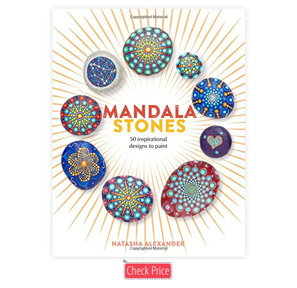 best mandala designs for rock painting