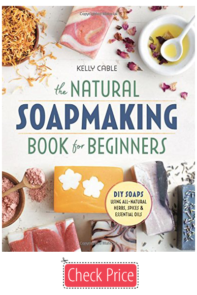 best melt and pour soap making book