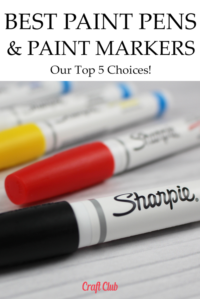 best paint markers and paint pens