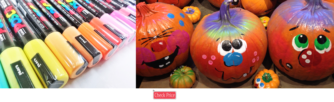 best paint pens for pumpkins