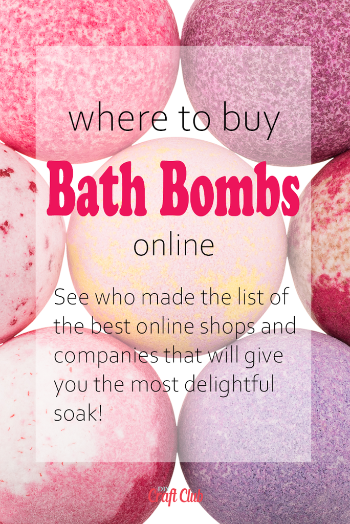 best places to buy bath bombs online