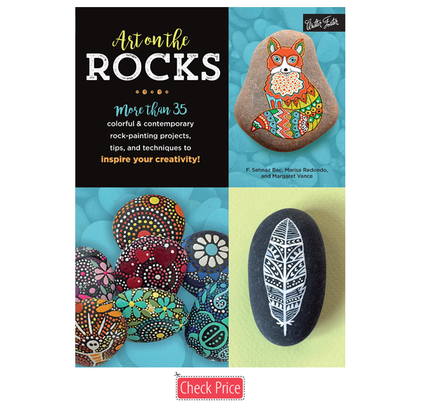 best rock painting books