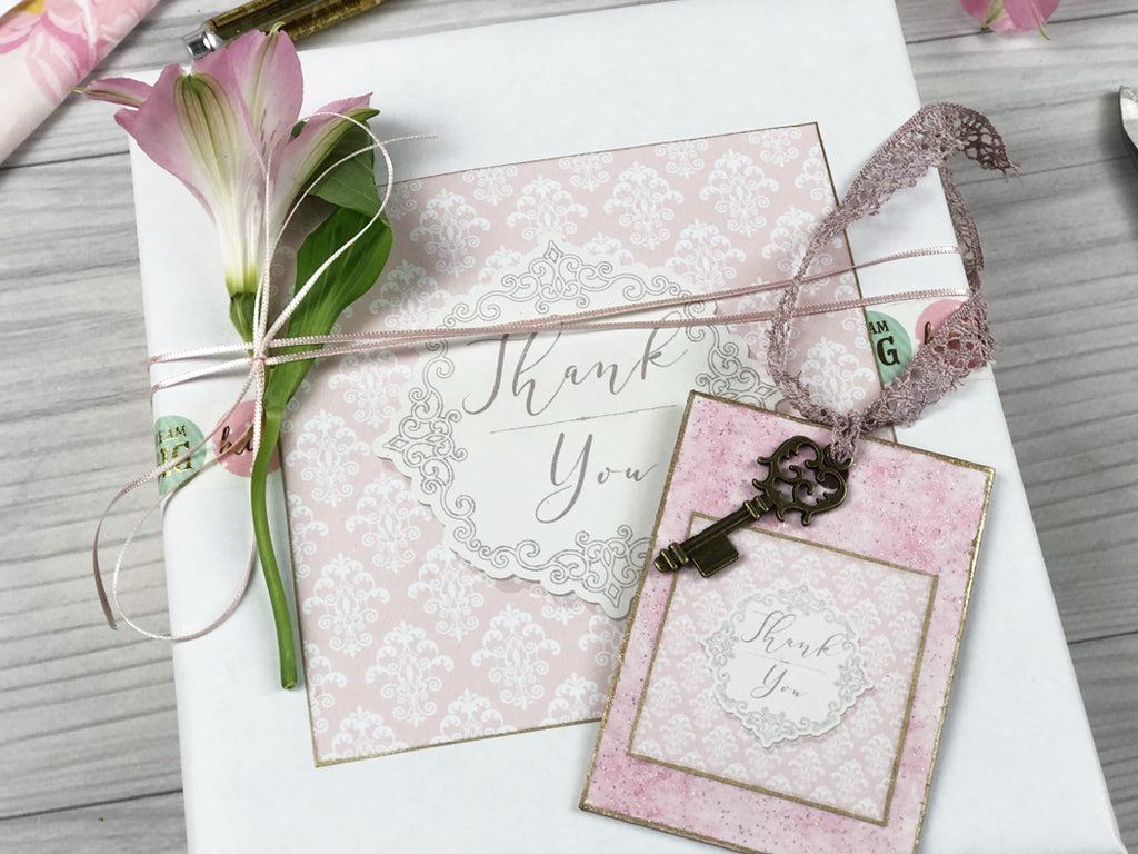 bridal gift wrapping ideas