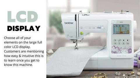 brother se600 sewing machine review