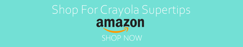 crayola supertips on amazon