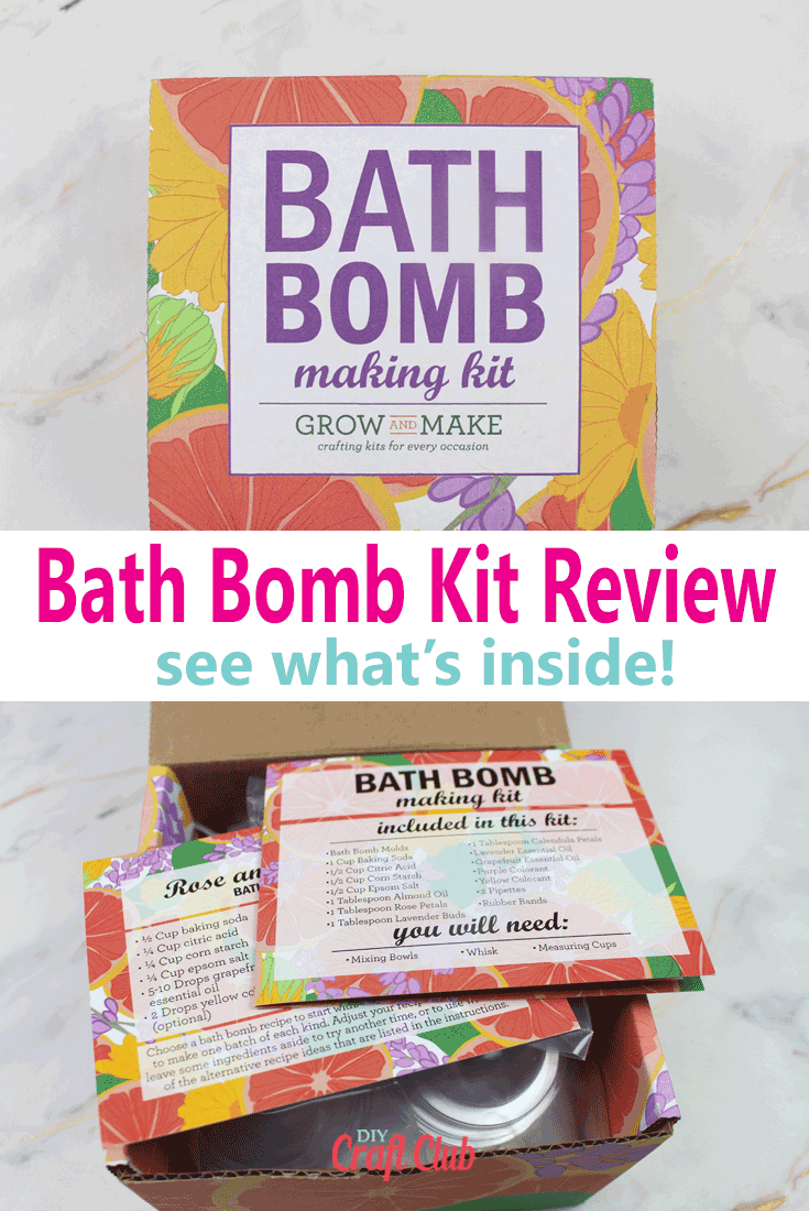how to make bath bombs easy starter kit
