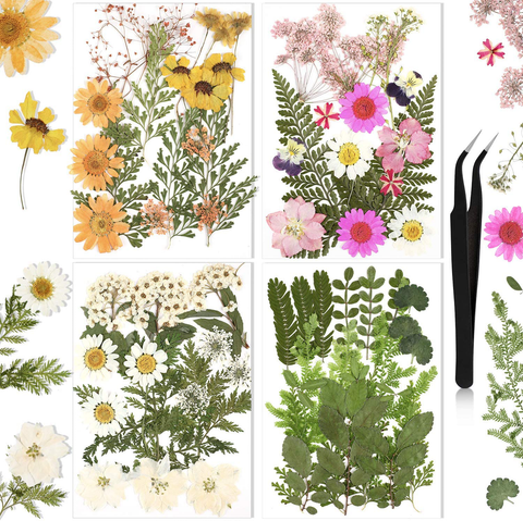 Dried flower gifts for crafters