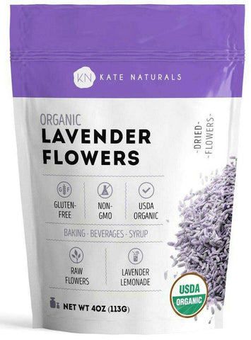 dried lavender for bath bombs