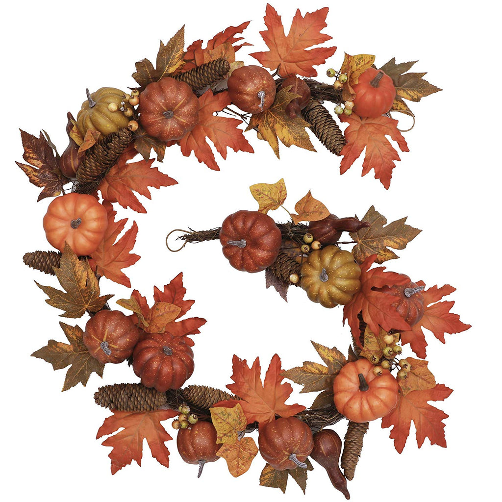fall wreath making ideas