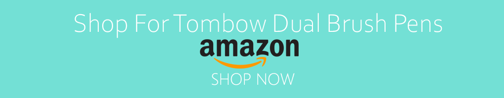 Tombow Dual Brush Pen Sets | Amazon