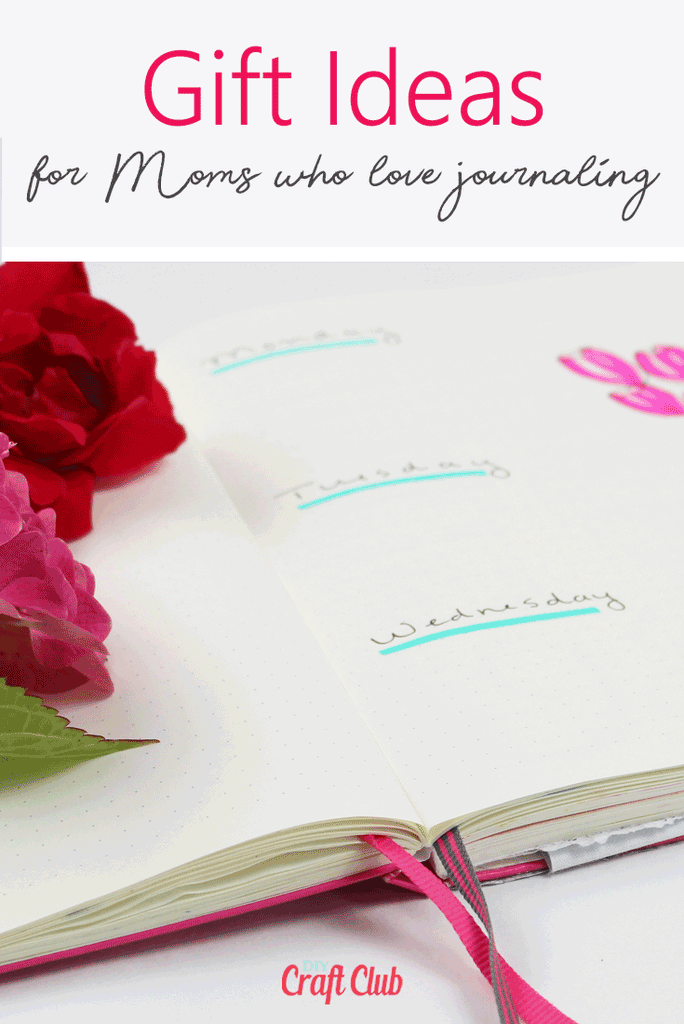 best gift ideas for moms who journal and write