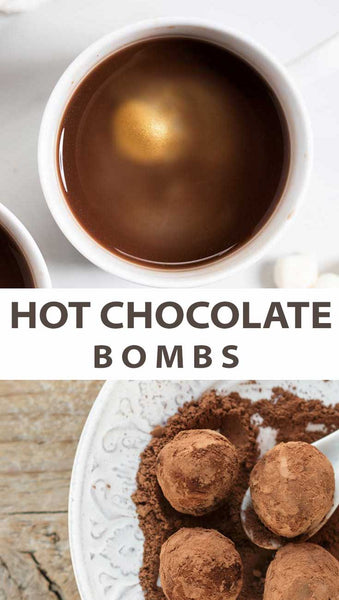 best hot chocolate bomb recipes