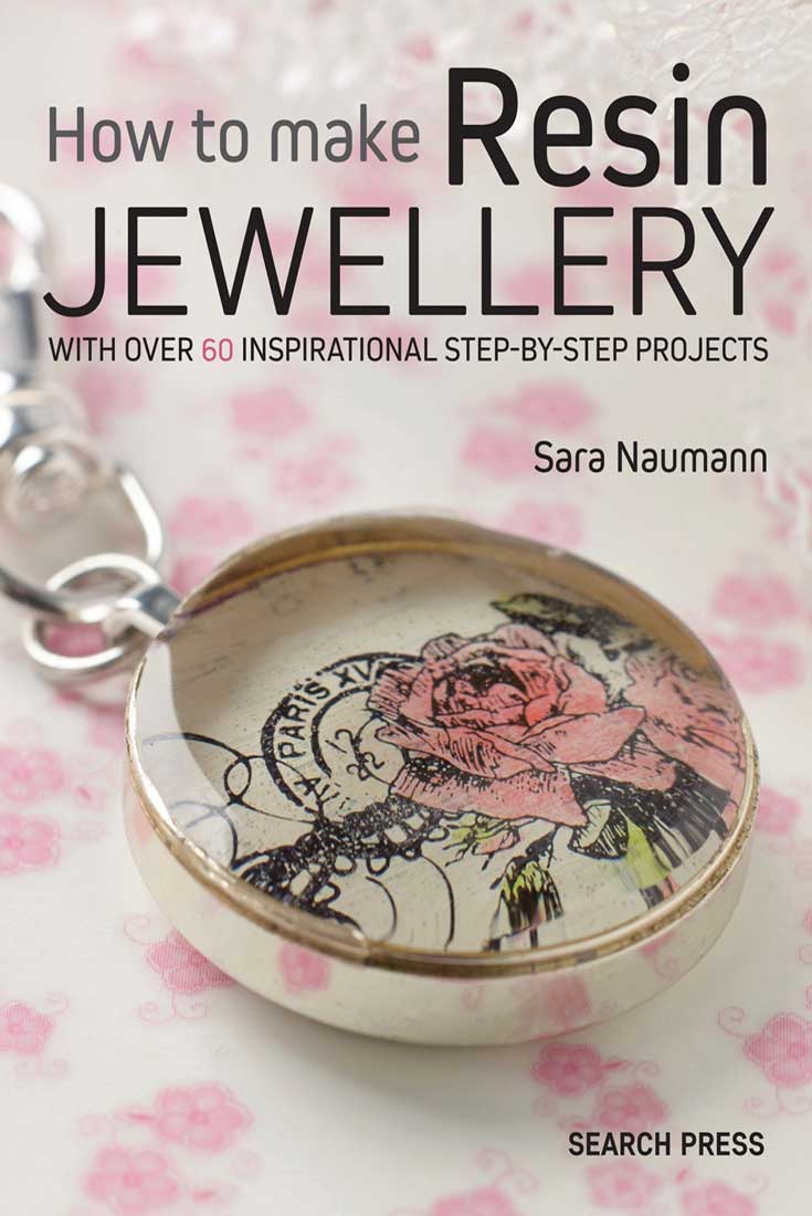 How To Make Resin Jewelry Book On Amazon