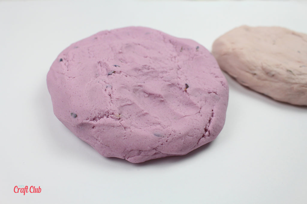 lavender playdough recipe