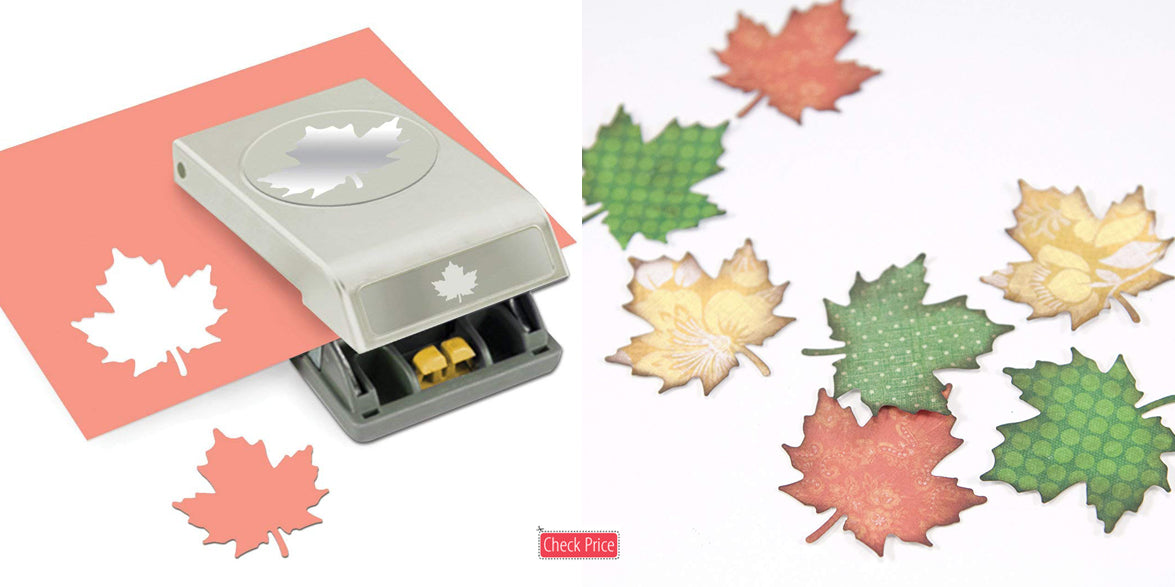 maple leaf stamping tool