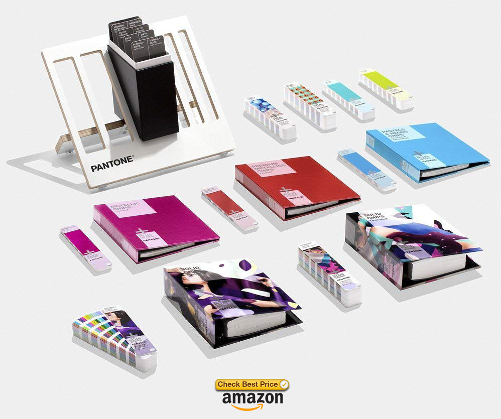 Pantone Reference Library on amazon