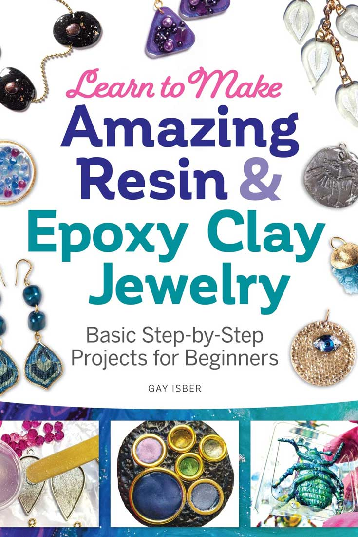 Resin Tutorial Books On Amazon