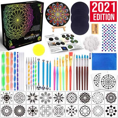 best rock painting supplies dotting tools