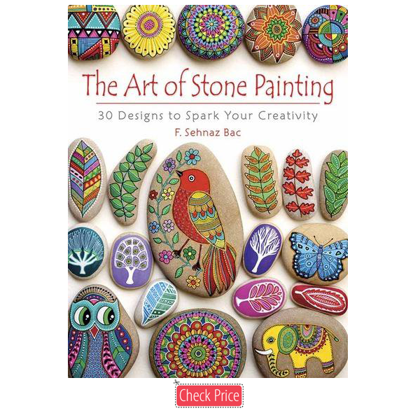 Rock painting ideas | The Art Of Stone Painting Book