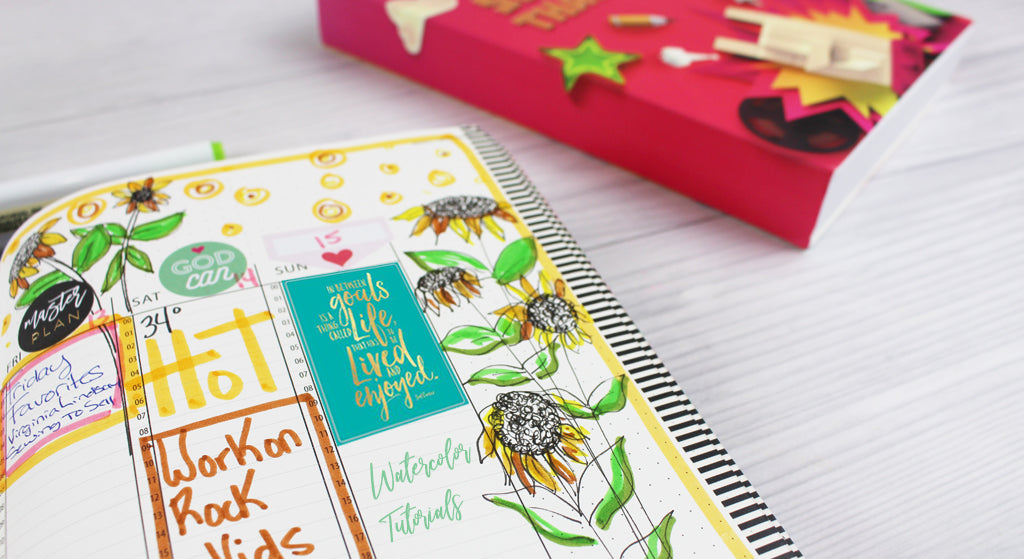 Product review Scribbles That Matter B5 Bullet Planner