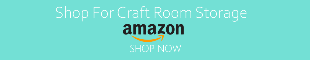 shop for craft room storage ideas on Amazon