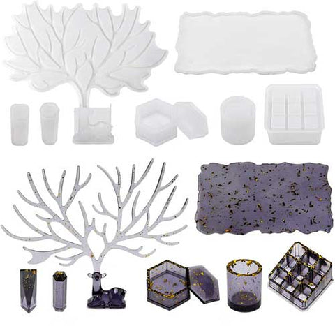 best silicone resin molds